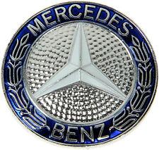Genuine Emblem fits 1984-1995 Mercedes-Benz 190E 300E 300TE  WD EXPRESS