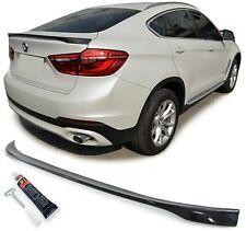Echt Carbon Performance Heckspoiler Spoilerlippe für BMW X6 F16 ab 14