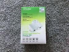 Brand new TP-Link AV 600 Passthrough Powerline Starter Kit