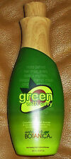 Swedish Beauty Green with envy DHA Bronzer Indoor Tanning Bed Natural Lotion