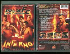 PRIDE FC - INFERNO (DVD, 2006) BRAND NEW SEALED - FREE SHIPPING