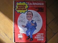 CORRIERE DEI RAGAZZI  #30 1973 ALBERTO SORDI
