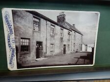 DALRY AYRSHIRE SUPERB ORIGINAL CABINET PHOTOGRAPH -ANDERSON c