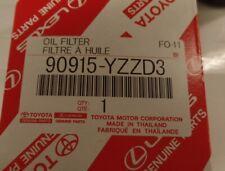 OEM TOYOTA OIL FILTER  90915-YZZD3