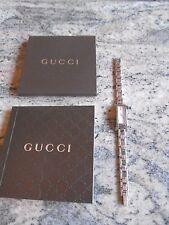 Reloj de mujer de Pulsera Diamante 110 L Gucci Genuino Mopa