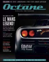 OCTANE Magazine 208 October 2020 LeMans McLaren F1 GTR Rover SD1 Vitesse T.50 20