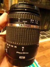 Tamron B008 18-270mm f/3.5-6.3 Di-II VC PZD Lens For Canon EUC