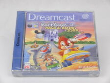Walt Disney World Quest Magical Racing Tour Dreamcast New & Factory Seal