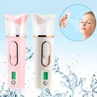 USB Portable Nano Sprayer Face Hydration Facial Moisturizing Atomization Mister