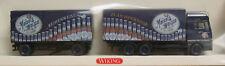 Wiking Ho Man Maisels Weisse Delivery Truck w/trailer
