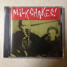 MILKSHAKES - 107 TAPES BRAND NEW CD