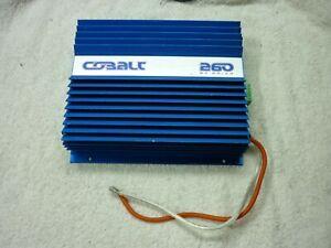 ORION COBALT COBALT 260 OLD SKOOL 150WRMS 2CH AMP, RECAPPED+, VGC, USA!!!