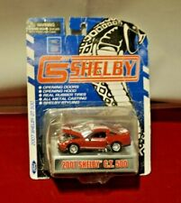 2007 Hot Wheels Shelby Collectables Shelby G.T. 500 (Opened) (#288)(#506)