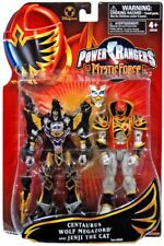 Mystic Force Centaurus Wolf Megazord and Jenji the Cat Action Figure 2-Pack