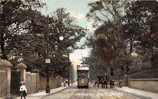 POSTCARD   DERBYSHIRE   DERBY  Osmaston  Road