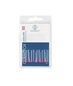 Curaprox CPS 08 Prime Interdental Brush - Pink 0.8mm - 1 Pack Of 5