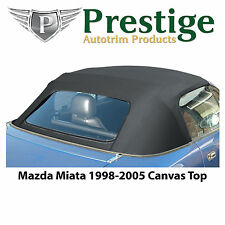 Mazda Miata NB Convertible Top Soft Top Tops Roof Zippered Rear Window 1998-2005