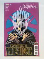 Doctor Strange #16 Return Of Dormammu Marvel Comics High Grade