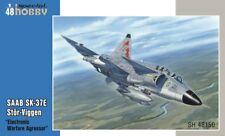 "Special Hobby 1/48 SAAB SK-37E Stor-Viggen ""Electronic Warfare Agressor"" # 48150"