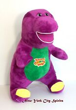 "Barney Plush Singing "" I Love You"" Song 24 Inches"
