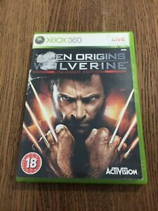X-Men Origins Wolverine Uncaged Edition Xbox 360 UK PAL, Complete With Manual