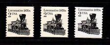 #2226 &  2266a Locomaotive Redesigned Specialized set/3 -  MNH