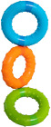 Fat Brain Toys Silly Rings Baby Toys & Gifts for Babies
