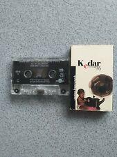 ERYKAH BADU - PROMO SAMPLER  CASSETTE - 1996 - KEDAR UNIVERSAL EX