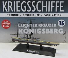 Schlachtkreuzer Königsberg ( 1927 ) 1:1250 / ca.14 cm