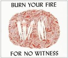 Angel Olsen - Burn Your Fire For No Witness (NEW CD)