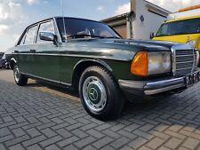 Mercedes-Benz 240 D*1-Hand*H-Zulassung*Oldtimer*TÜV 10/19*W123