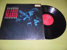 Mario Ben Hayun (Ben-Hayon) - El Gran Mario - RARE Original 196? Israel Press LP