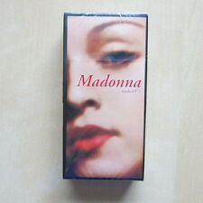 MADONNA Nudes 1979 Japan only promotional condoms SEALED