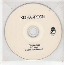 (GD924) Kid Harpoon, Stealing Cars - DJ CD
