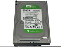 "Western Digital (WD5000AACS) 500GB 16MB Cache SATA 3Gb/s 3.5"" Desktop Hard Drive"