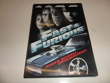 DVD  Fast & Furious - Neues Modell. Originalteile