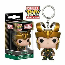 Funko Pocket POP Keychain Marvel Loki Vinyl Figure