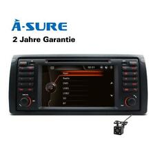 "7"" BMW 5er E39 X5 E53 M5 Autoradio CD DVD GPS Navigation USB SD DAB+ BT"
