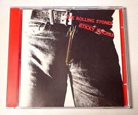 CD ALBUM / THE ROLLING STONES - STICKY FINGERS