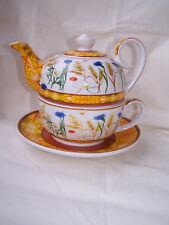 - Tea for one aus Keramik -  * Getreidefeld - Dekor *  ORIGINAL Jameson & Tailor