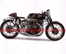 VINCENT HRD 1000 Black Shadow 1948 Fiche Moto 000020