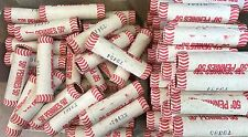 Unsearched Wheat Cents Rolls Of Lincoln Wheat Pennies Old Us Coin Lot Set Penny