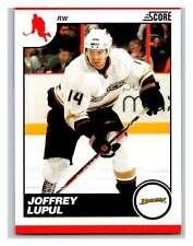 (HCW) 2010-11 Score Glossy #38 Joffrey Lupul Ducks Mint