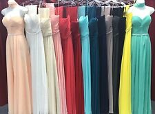 NEW Cinderella Divine 7455 Corset Chiffon WEDDING PAGEANT Bridal Party Dress