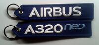 A320neo Airbus Schlüsselanhänger Keyring A320 neo Schlüssel Anhänger 16cm Key