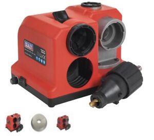 Sealey SMS2008 230v 80W Bench Mounting Drill Bit Sharpener