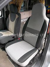 TALBOT EXPRESS MOTORHOME SEAT COVERS SHEEN GREY SEATING FABRIC