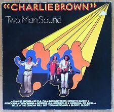 TWO MAN SOUND Charlie Brown LP/GER