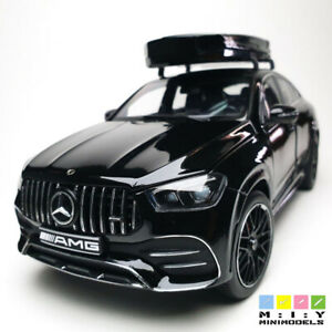 Mercedes GLE 2021 AMG Line 1/18 with roof box