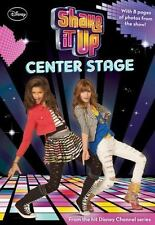 Shake It Up #1: Center Stage (Shake It Up! Junior Novel) - Good - Disney Book Gr